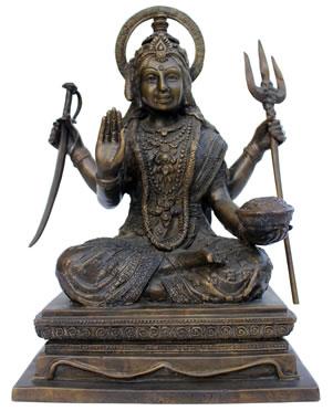 Shiva, vernietiger in het Hindoeïsme