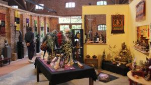 Expositie Buddha in Beeld
