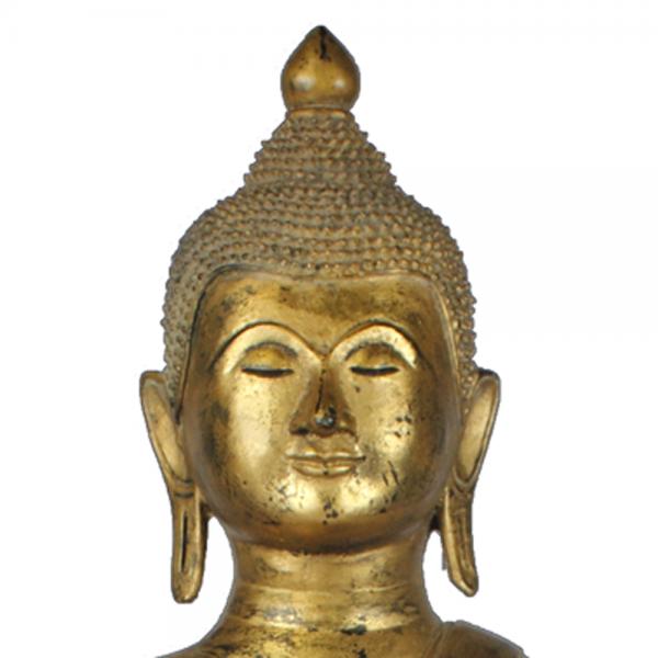 Detail Amitabha Boeddhahoofd