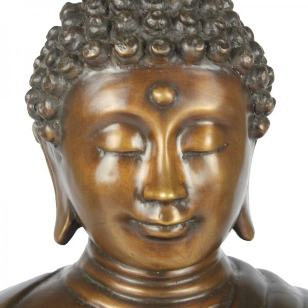 Close-up Japanse Zen Boeddha