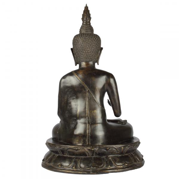Achterzijde Sukhothai Boeddha