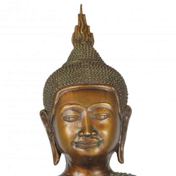 Boeddhahoofd Sukhothai Boeddha