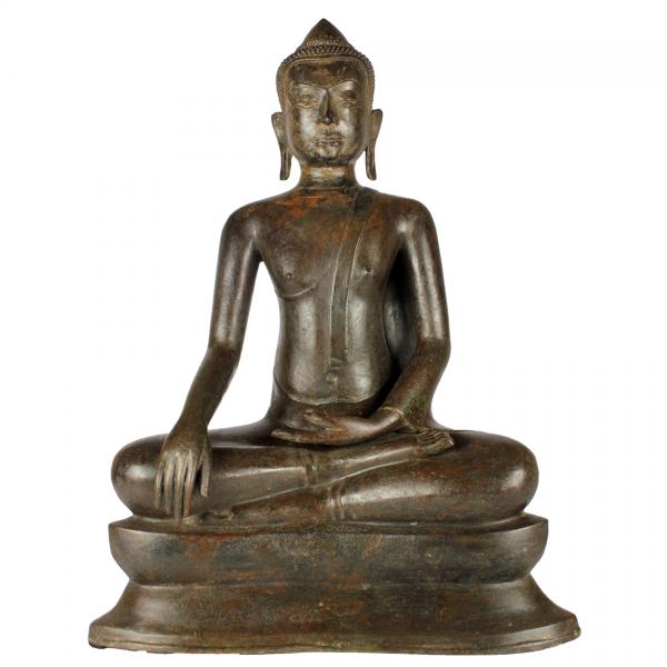 Akshobhya Boeddha in Bhumisparsa Mudra
