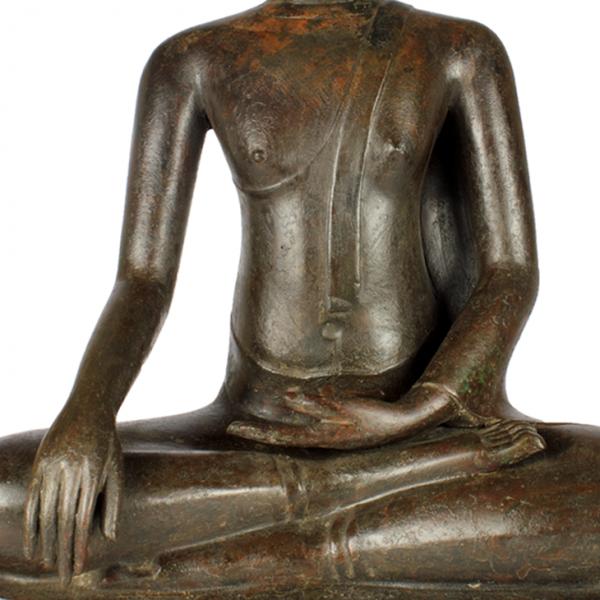 Detail Bhumisparsa mudra Akshobhya Boeddha
