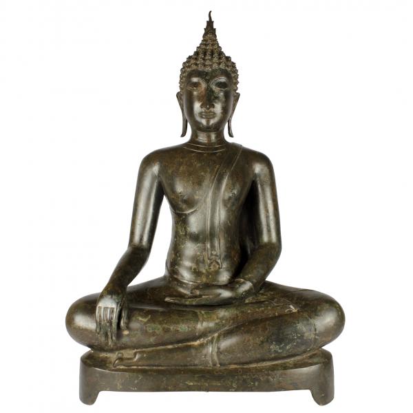 Sukhothai Akshobhya in Bhumisparsa Mudra