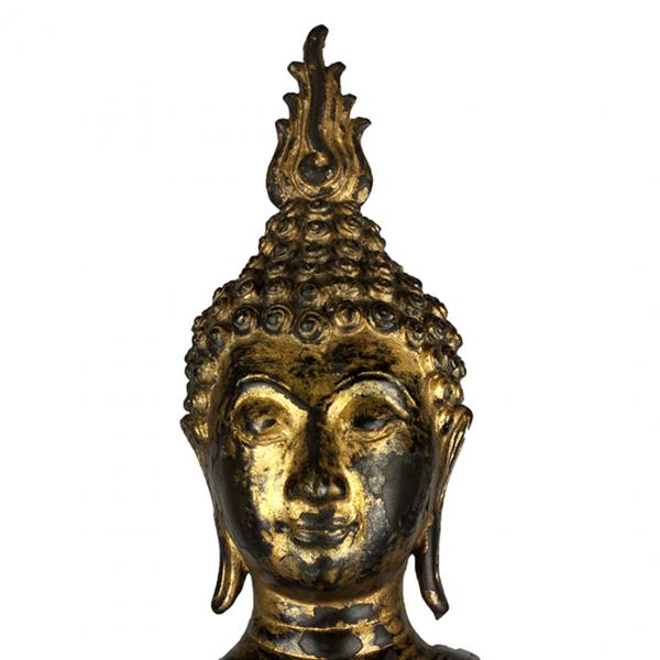 Close-up hoofd van Boeddha Gautama