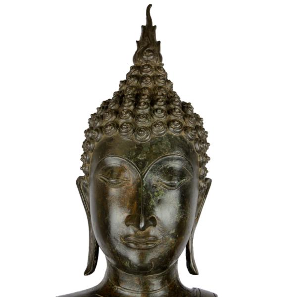 Hoofd van Boeddha Gautama