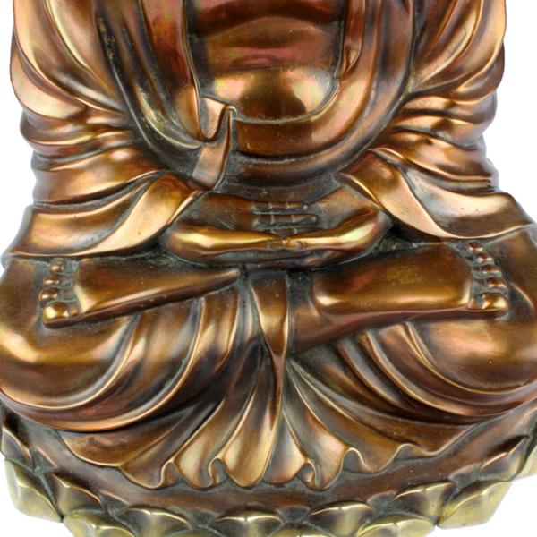 Dhyana mudra Boeddha Amida