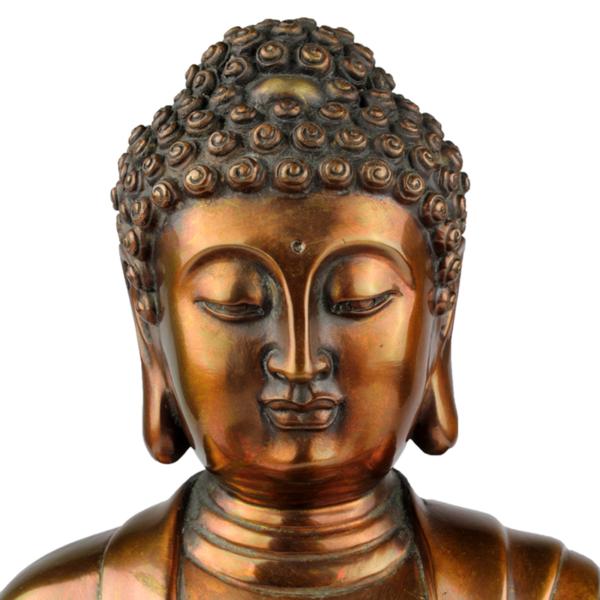 Hoofd van Boeddha Amida