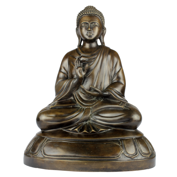Zittende Vairocana Boeddha
