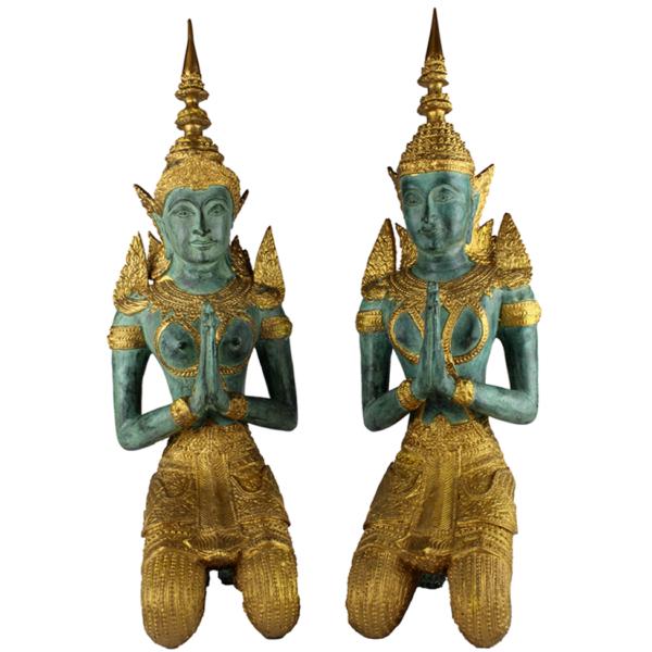 Thep Phanom tempelwachters