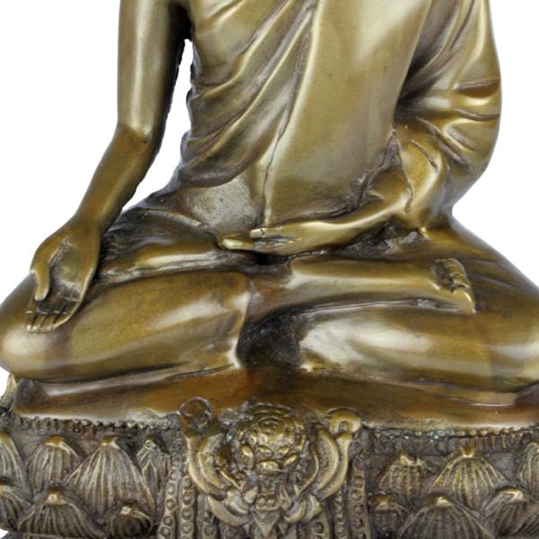 Varada mudra Sukhothai Boeddha Ratnasambhava