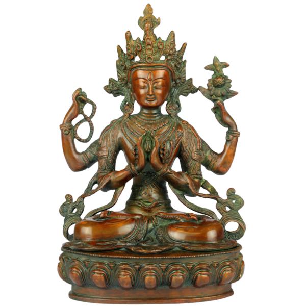 Boeddha Sadaksari Lokeshvara