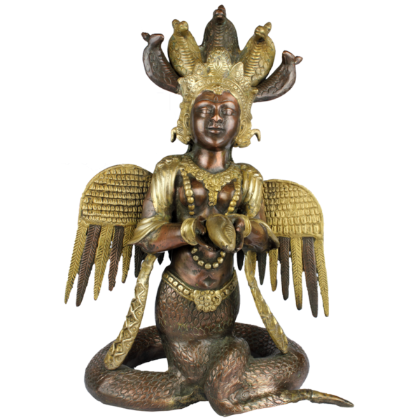 Boeddha Naga Kanya