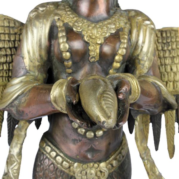 Boeddha Naga Kanya met Cintamani