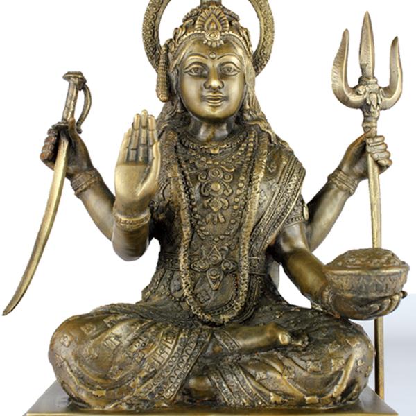 Attributen van Shiva