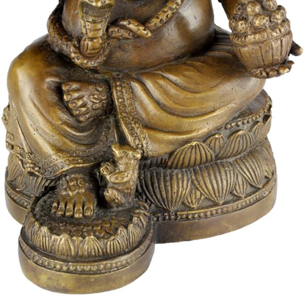 Ganesha met de muis Mashika