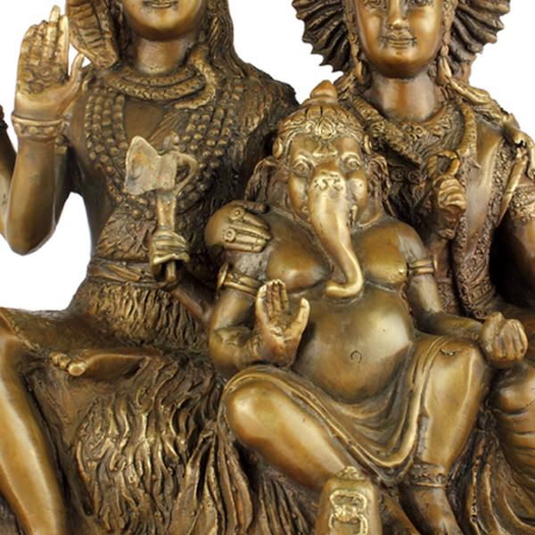 Attributen van Ganesha