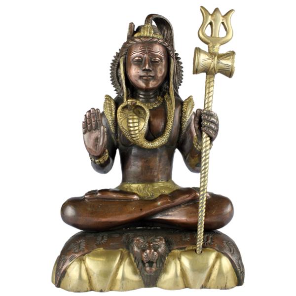 Zittende Shiva