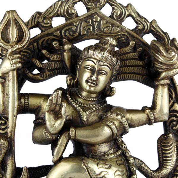Abhaya mudra Shiva Nataraja